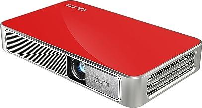 Vivitek Q3 Plus-RD Qumi Ultra-Portable HD Pocket Projector Red