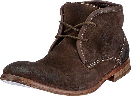 Hudson  Cruise Desert Boots Mens  Brown Braun (Chocolate) Size: 9 (43 EU)