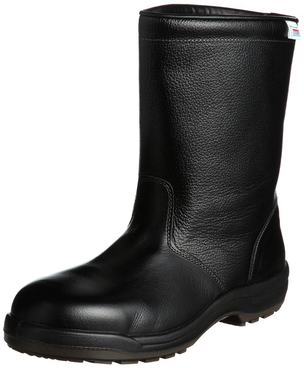 ワイドビームチチカカ湖静電安全靴 JIS規格 エコマーク認定 半長靴 エコスペック ES240eco 静電 メンズ