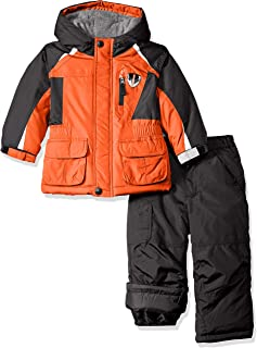 Boys' Ski Jacket & Ski Pant 2-Piece Snowsuit