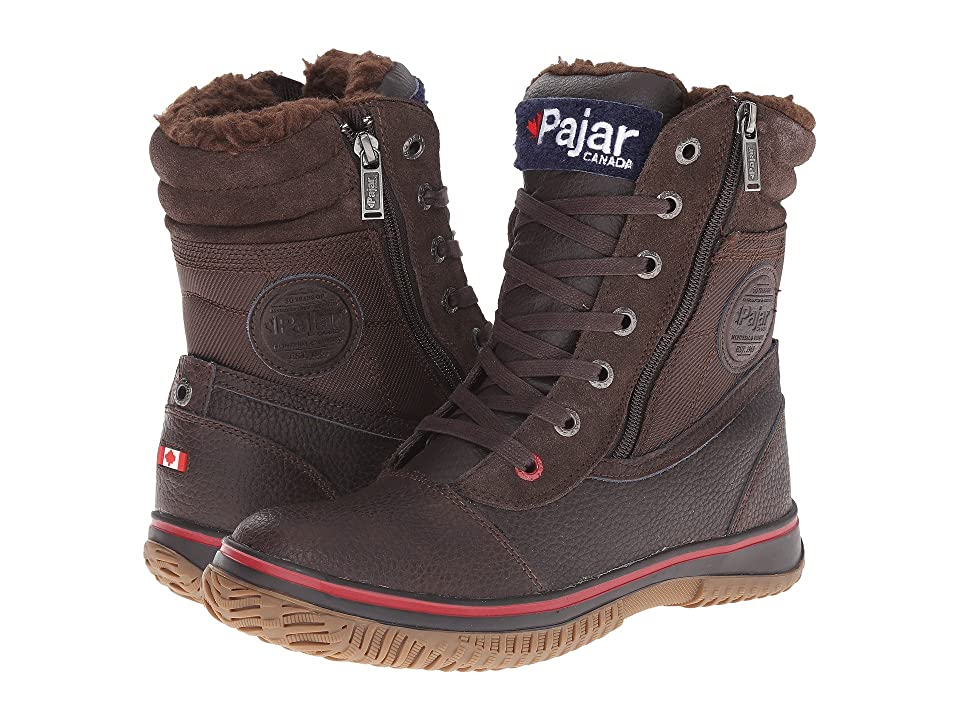 Pajar CANADA Trooper (Dark Brown/Dark Brown) Men