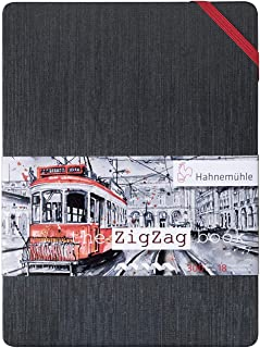Hahnemuhle Zig Zag Sketch Book A5
