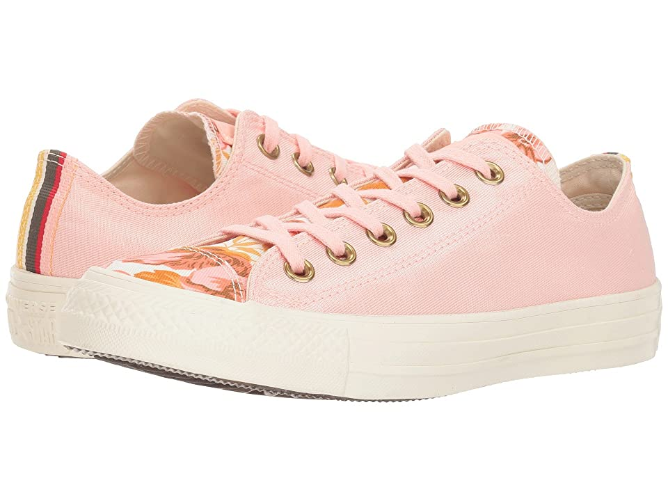 Converse Chuck Taylor All Star Parkway Floral Ox (Storm Pink/Field Surplus/Egret) Women