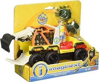 Fisher-Price Imaginext Six Wheeler Truck Play Set