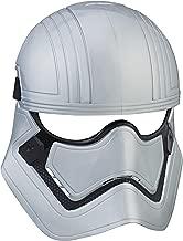 Star Wars: The Last Jedi Captain Phasma Mask