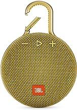 JBL CLIP 3 - Waterproof Portable Bluetooth Speaker - Yellow