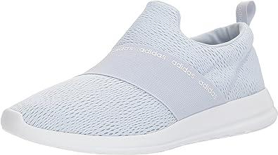 Amazon.com   adidas Women's CF Refine Adapt, Aero Blue/Aero Blue ...