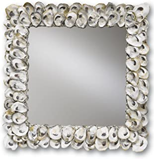 Best oyster shell mirror Reviews