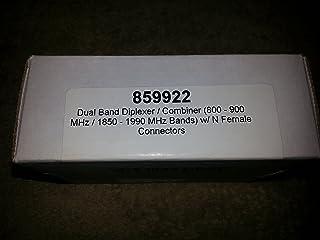 Wilson Electronics Dual Band - 800 -1900 MHz Diplexer/Combiner