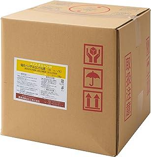 エビスクリーン10 塩化ベンザルコニウム液 10w/v%(逆性石けん液)18kg 除菌剤