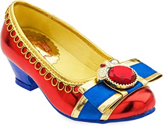 Snow White Costume Shoes for Kids Multi