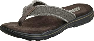 Skechers Men's Evented Arven Flip Flop