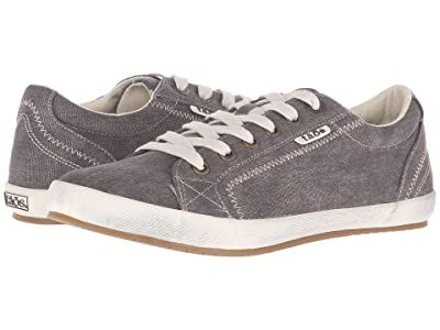 Taos Footwear Star (Chocolate Wash Canvas) Women