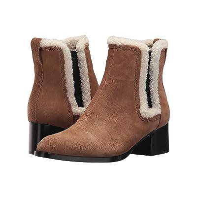 rag & bone Walker Boot (Camel/Shearling) Women