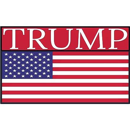 TRUMP 2020 STICKER OCASIA CRAP ANTI DEMOCRAT DECAL WINDOW BUMPER ELECTION