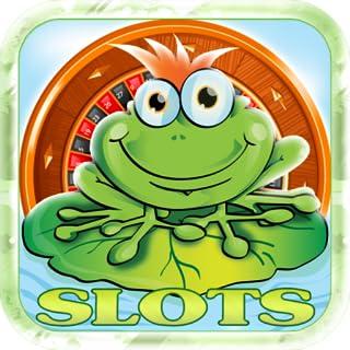 Slots Swamp Jump