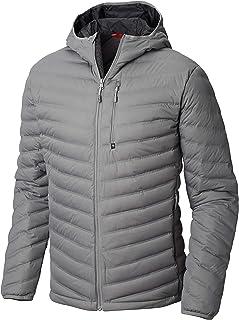 Mountain Hardwear メンズ ストレッチダウン フード付きジャケット