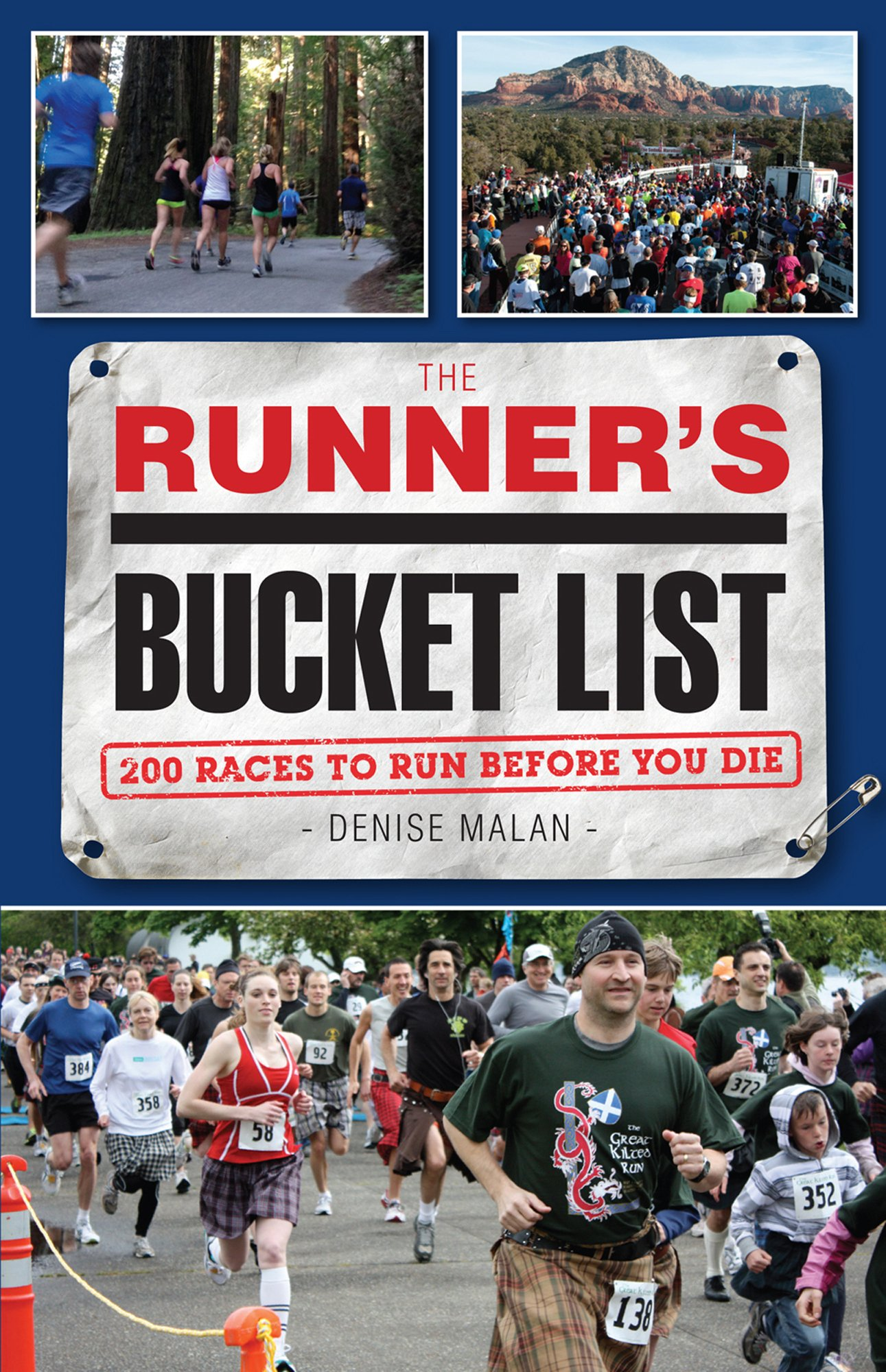Download The Runner's Bucket List: 200 Races To Run Before You Die (English Edition) 