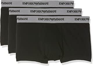 Emporio Armani Men's Trunk (Pack of 3)