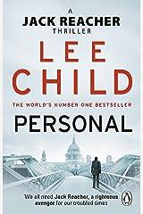 Personal: (Jack Reacher 19) Kindle Edition