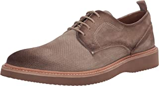 حذاء أوكسفورد فوياجي للرجال من ستيف مادين, (Beige Suede), 45 EU