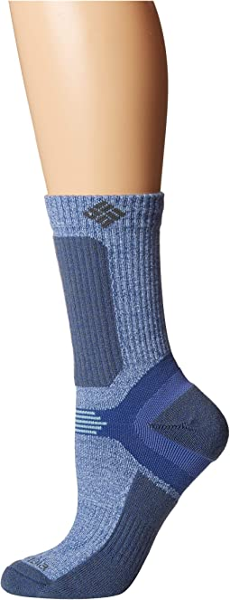Hiking Ultra Lightweight Crop Crew Socks 1-Pack