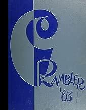 (Reprint) 1963 Yearbook: Alexander Ramsey Senior High School , Roseville, Minnesota