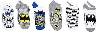 Justice League Boys Mens 5 pack Socks (Little Kid/Big Kid/Teen/Adult)
