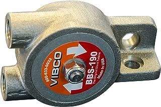 Pneumatic Vibrator, 250 Lb, 8500 Vpm, 80Psi