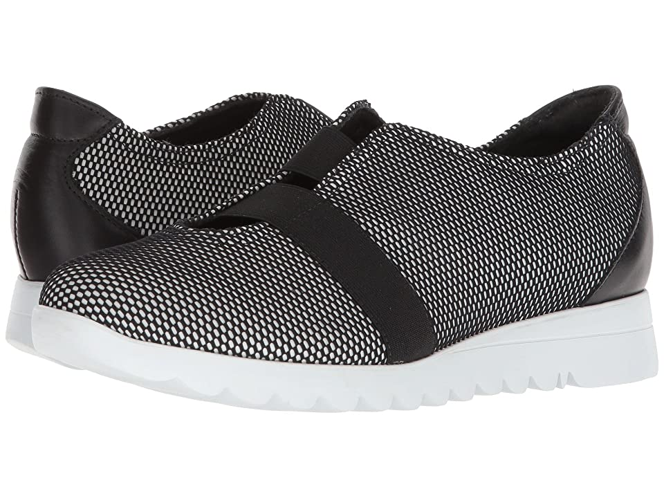 Munro Alta (Black/White Mesh) Women