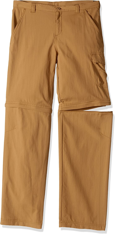 Columbia Sportswear Boys Silver Ridge II Convertible Pant Little Big Kids
