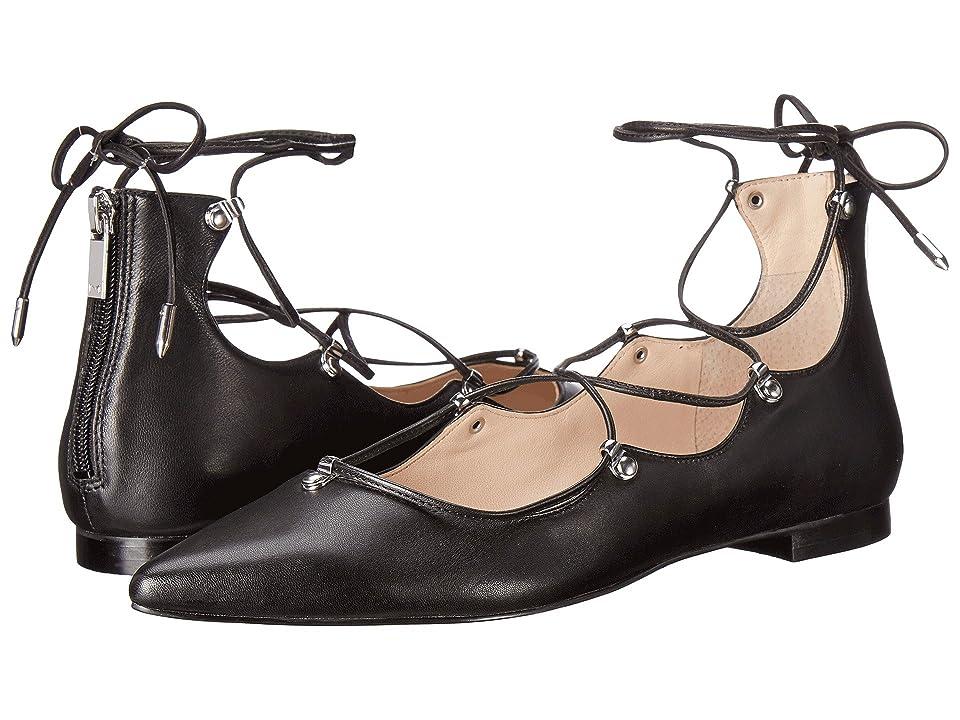 Marc Fisher LTD Salia (Black Leather) Women