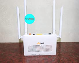 Syrotech SY-GPON-1110 WDAONT Wont GPON ONU Wireless Router Optical Network Unit with 4 Antenna