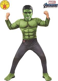 Rubie's Costume Hulk Avengers Endgame Child Deluxe Costume
