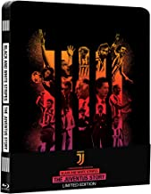 Black and White Stripes The Juventus Story STEELBOOK LIMITED