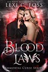 Blood Laws (Immortal Curse Series Book 1) (English Edition) Format Kindle