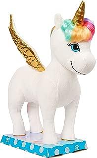 Barbie Dreamtopia Rainbow Unicorn Plush, Multicolor