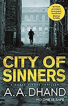 City of Sinners (D.I. Harry Virdee)