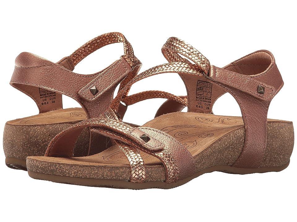 Taos Footwear Ziggie (Rose Gold) Women