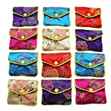 Womens Genuine Leather Coin Purse Mini Pouch Change Wallet ...