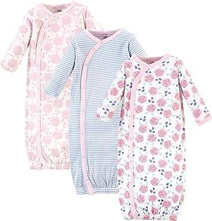 Baby Girls' Organic Cotton Kimono Gowns