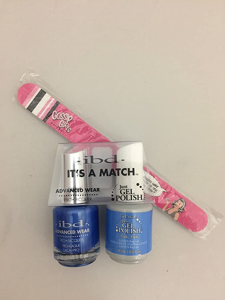 香水極貧悪化するibd - It's A Match -Duo Pack- Imperial Affairs Collection - Tisk, Tisk - 14 mL / 0.5 oz Each