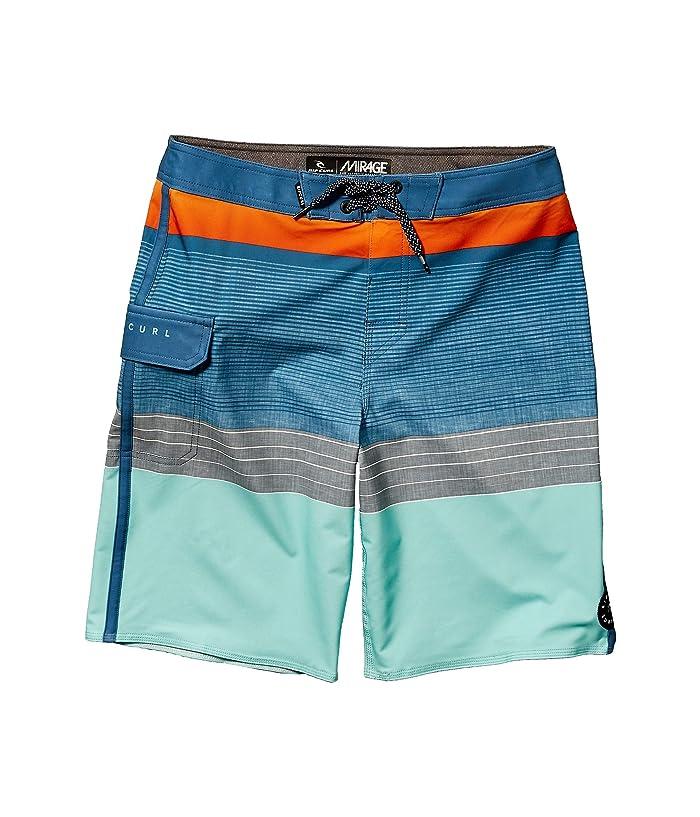 Rip Curl Boys Big Mirage 321 17 Stretch Swim Boardshorts