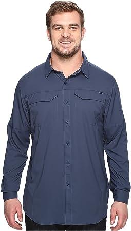 Silver Ridge Lite Long Sleeve Shirt - Tall