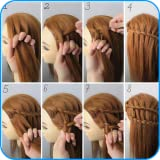 Very easy to use simple and beautiful designs latest hairstyle for girls collage /university and school girls hairstyle bridal hairstyle step by step tutorial