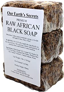 traditional black soap
