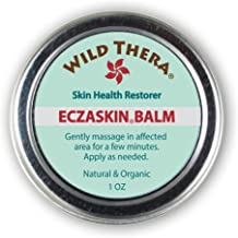 Wild Thera Eczema Cream and Psoriasis Treatment. for Dermatitis, Rosacea, Shingles, Rashes, Tar Psoriasis etc. Herbal Eczema Treatment & Eczema Lotion. Can use with Eczema Honey and Psoriasis Cream.
