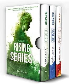 New World Series Box Set: Rising - Ashes - Inferno