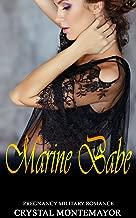 Marine Babe : Pregnancy Military Romance (English Edition)
