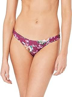 Indaia Swim Women's Mina Reversible Cheeky Pant